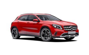 Rent  Mercedes GLA