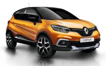 Rent  Renault Capture